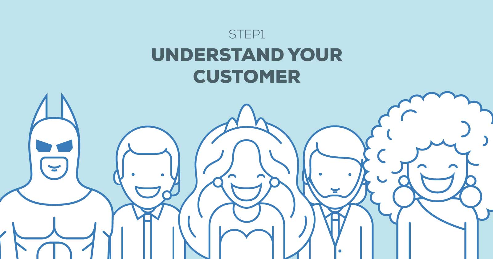 Step 1 Understand Your Customer