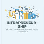 Whitepaper Cover: Intrapreneurship - How to Empower Your Employees to Innovate