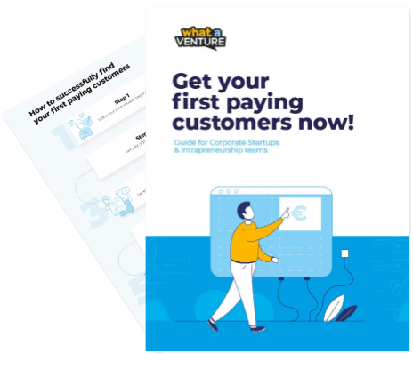 get your first paying customers